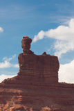 Red Rock Formations Valley of the Gods Stock Photo