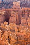 Red rock geological formations in utah Royalty Free Stock Photo