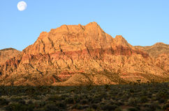 Red Rock Royalty Free Stock Photography