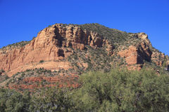 Red Rock Landscape Sedona Royalty Free Stock Photos