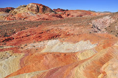 Red Rock Landscape, Southwest USA. The Stunning Red Rock Landscape, Southwest USA Royalty Free Stock Photos