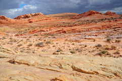Red Rock Landscape, Southwest USA Stock Photography