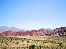 Red Rock National Park Royalty Free Stock Image
