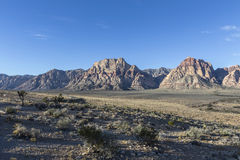 Red Rock near Las Vegas Nevada Stock Images