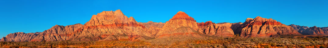 Red Rock Nevada Royalty Free Stock Image