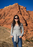 Red Rock, NV Stock Photography