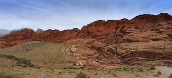 Red Rock Park Nevada Stock Photo