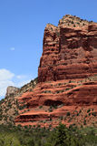 Red Rock Scenic Highway Stock Images