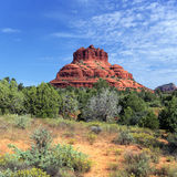 Red rock of Sedona Stock Photo