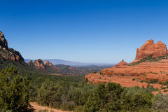 Red Rock, Sedona Arizona Royalty Free Stock Photo