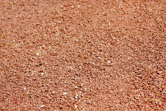 Red Rock Texture Royalty Free Stock Photography