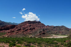 Red rock valley Stock Images