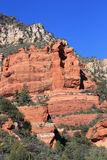Red Rocks Royalty Free Stock Photo