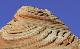 Red rocks. In Pariah Canyon, Utah, Vermillion Cliffs MN Royalty Free Stock Photos