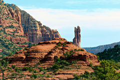 Red Rocks Stock Photography