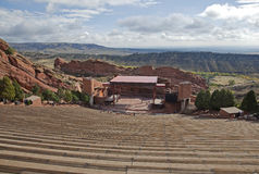 Red Rocks Amphitheater Stock Images
