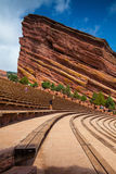 Red Rocks Amphitheater Royalty Free Stock Images