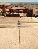 Red Rocks Amphitheatre Royalty Free Stock Photo