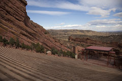 Red Rocks Amphitheatre Denver Stock Images
