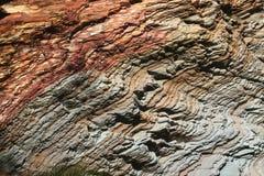 Red rocks in Australia Stock Photo