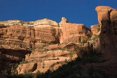 Red Rocks, Boynton Canyon Stock Photography