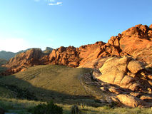 Red Rocks canyon Las vegas Stock Photos