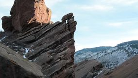 Red Rocks Colorado stock video