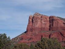 Red Rocks near Sedona Arizona Stock Photography