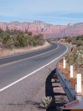 Red Rocks near Sedona Arizona Royalty Free Stock Photo