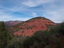 Red Rocks near Sedona Arizona Royalty Free Stock Image