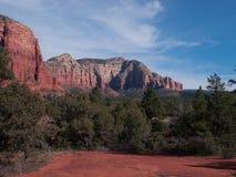 Red Rocks near Sedona Arizona Stock Photos
