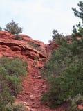 Red Rocks near Sedona Arizona Stock Images