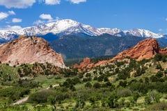 Free Red Rocks Park Colorado Stock Photography - 136204782