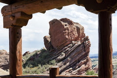 Red Rocks Park, Colorado Stock Photography