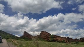 red rocks Royalty Free Stock Images