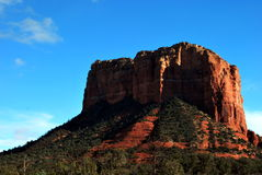 Red Rocks of Sedona Stock Photo