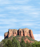Red Rocks Sedona. Red rocks of Sedona, Arizona shot with Canon 20D Royalty Free Stock Image