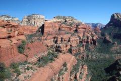 Red Rocks of Sedona, Arizona royalty free stock photos