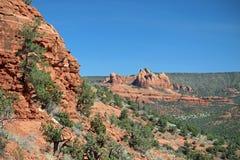 Red Rocks of Sedona, Arizona royalty free stock image
