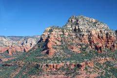 Red Rocks of Sedona, Arizona stock image