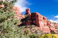 Red Rocks, Sedona, AZ Stock Photography