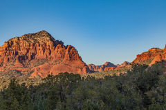 Red rocks of Sedona Royalty Free Stock Image