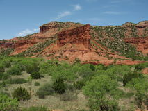 Red Rocks of Texas Stock Photography