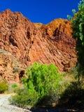 Red rocks of Tupiza Stock Photos