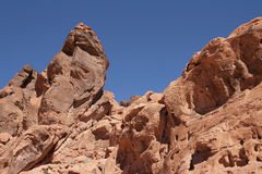 Red rocks in Valley of Fire, Nevada