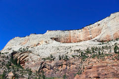 Zion National Park Landscape Royalty Free Stock Images