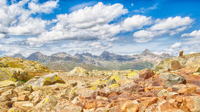 Red roks Royalty Free Stock Photography