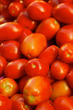 Red roma tomatoes Royalty Free Stock Images