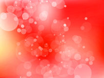Red romantic background Royalty Free Stock Photos