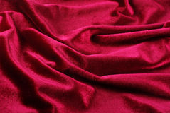 Red velvet background Royalty Free Stock Image
